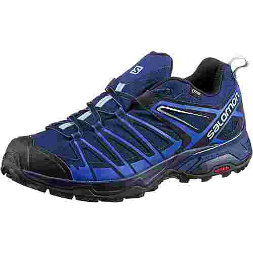 Salomon X ULTRA 3 PRIME GTX® Multifunktionsschuhe Herren medieval blue-nautical blue-alloy
