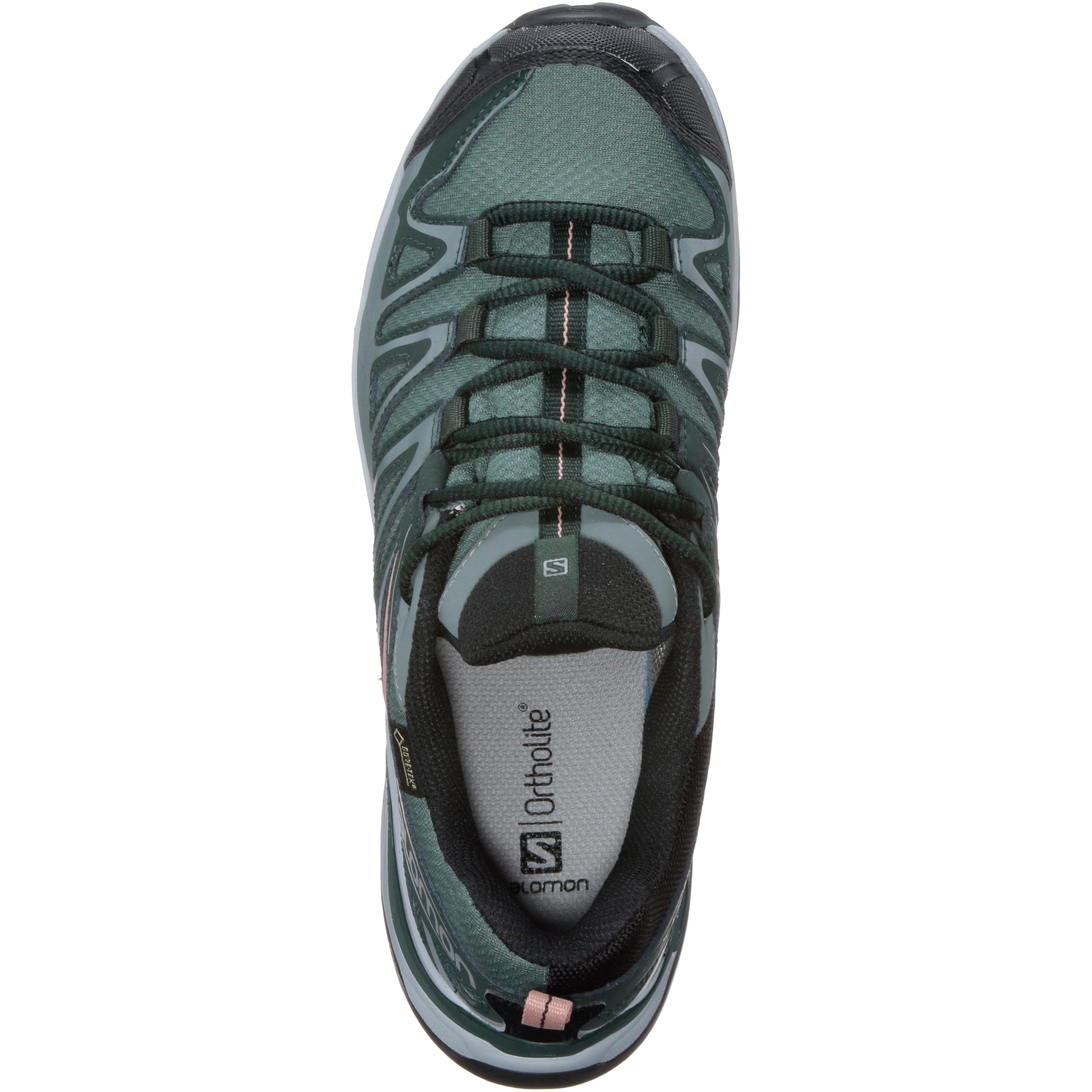 Salomon X ULTRA 3 PRIME GTX® Multifunktionsschuhe Damen im balsam green-darkest spruce-coral a im Damen Online Shop von SportScheck kaufen Gute Qualität beliebte Schuhe 80722d