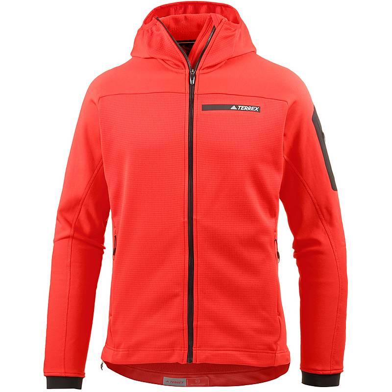 Adidas Stockhorn Fleecejacke Herren hi-res red im Online Shop von ... ebd5aeab27
