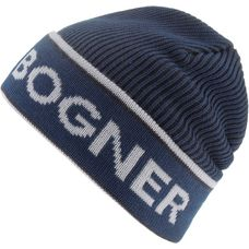 Bogner Quentin Beanie Herren aruba blue