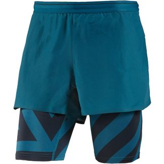 adidas Agravic Parley Funktionsshorts Herren petrol night