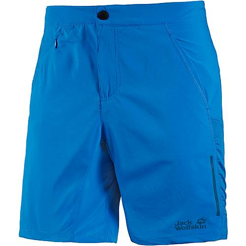 Jack Wolfskin Passion Trail Wanderhose Herren electric blue