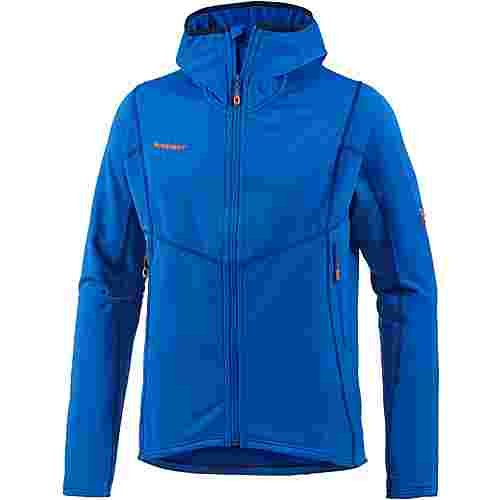 Mammut Eiswand Advanced Fleecehoodie Herren ice