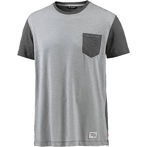 VAUDE Nevis T-Shirt Herren pigeon grey