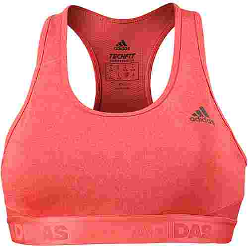 adidas Alphaskin Sport Sport-BH Damen colored heather