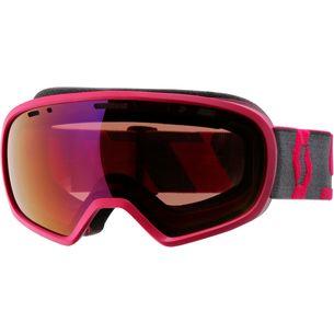 SCOTT Buzz Pro Skibrille Damen pink-grey