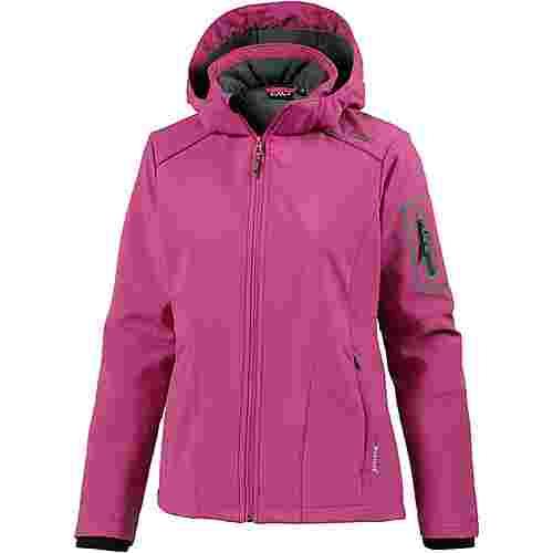 CMP Softshelljacke Damen hot pink