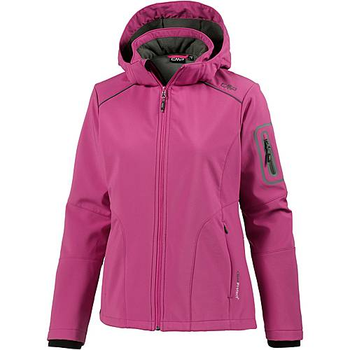 CMP Softshelljacke Damen hot pink