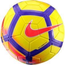 Nike Strike Fußball yellow/purple/crimson/crimson