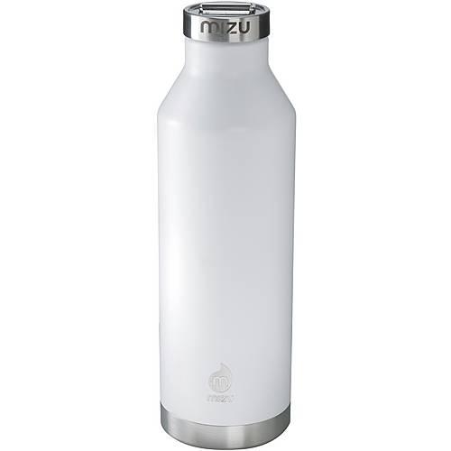 MIZU V8 Isolierflasche Enduro White