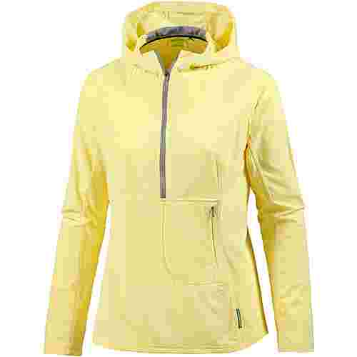 Kathmandu Flinders Funktionssweatshirt Damen yellow cream