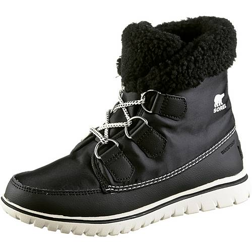 Sorel Cozy Carnival Winterschuhe Damen black
