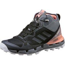 adidas Fast Mid GTX Wanderschuhe Damen core black