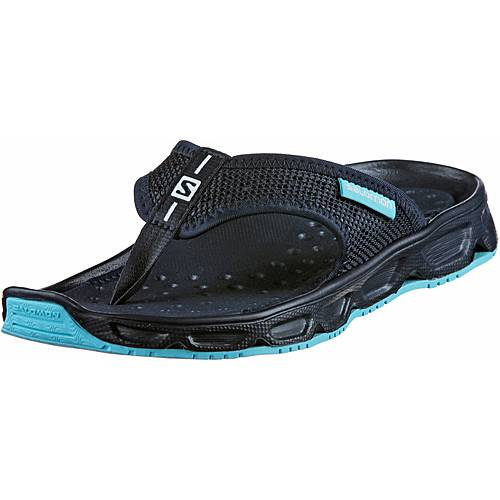 Salomon RX BREAK Zehensandalen Damen night sky-night sky-blue curacao