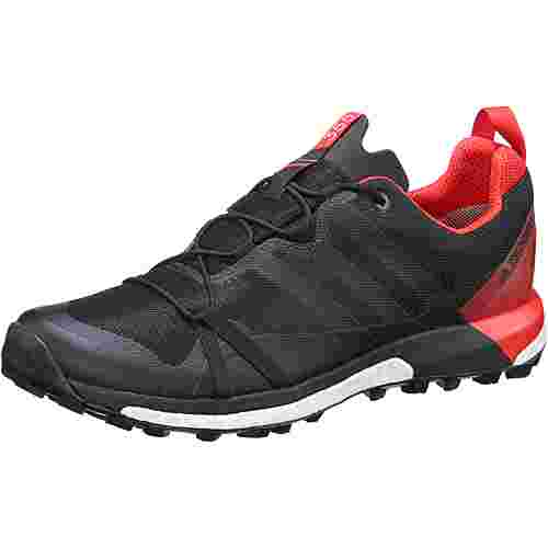 adidas Agravic GTX Mountain Running Schuhe Herren core black-carbon-hi-res red