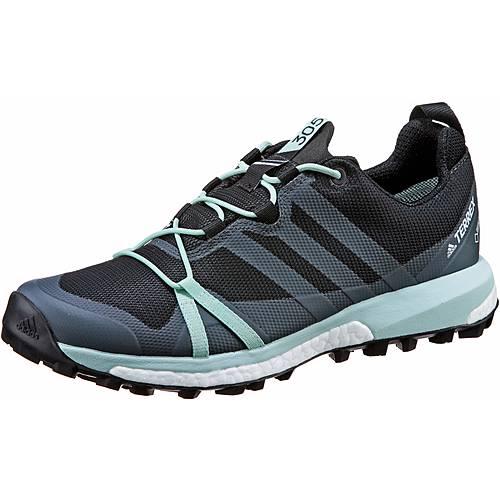 adidas Agravic GTX Mountain Running Schuhe Damen carbon