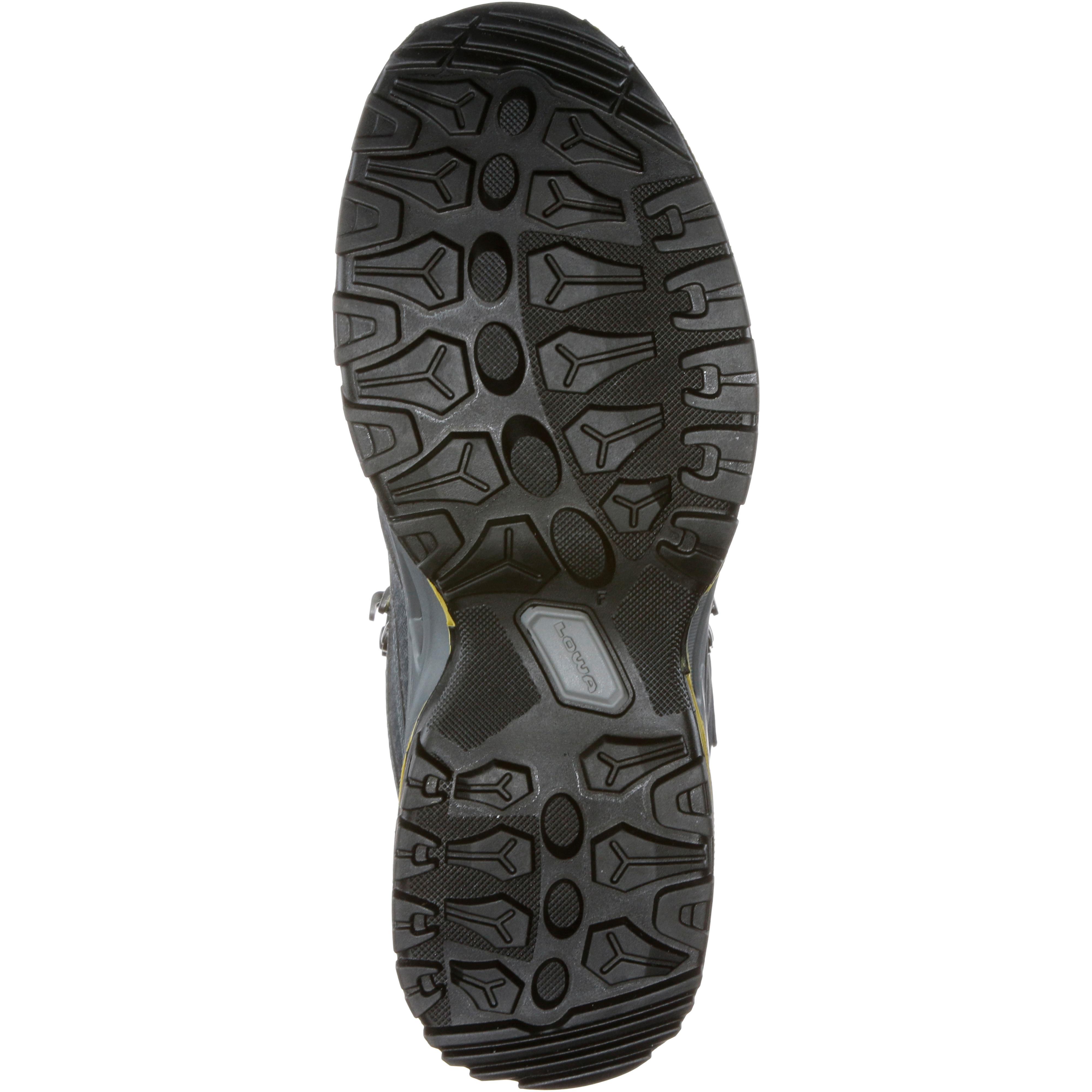 Lowa INNOX GTX® MID Wanderschuhe Herren stahlblau-senf stahlblau-senf stahlblau-senf im Online Shop von SportScheck kaufen Gute Qualität beliebte Schuhe eaf4e5