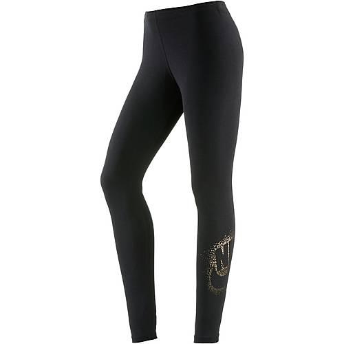 Nike Tights Damen black
