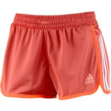 adidas D2M Funktionsshorts Damen trace scarlet