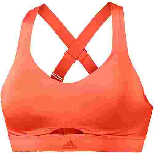 adidas Stronger Sport-BH Damen hi-res orange
