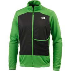 The North Face Kokyu II Kunstfaserjacke Herren flashlight green-tnf black