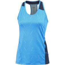 GORE® WEAR R3 Optiline Funktionstank Damen print dynamic cyan-marine blue