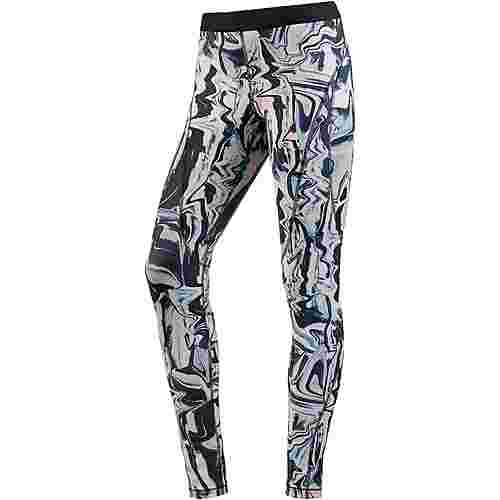 Nike Pro Hypercool Marble Tights Damen particle rose-white