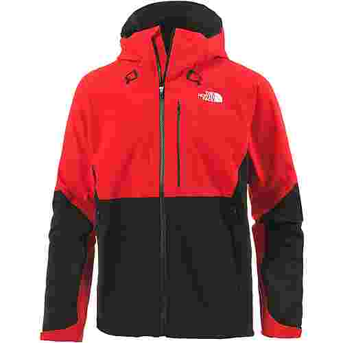 The North Face Apex Flex 2.0 Softshelljacke Herren high risk red-tnf black