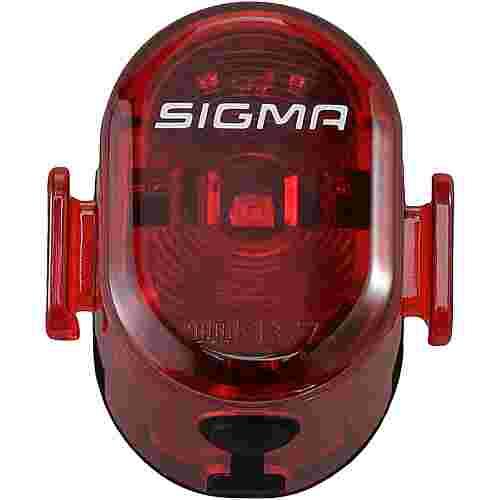 SIGMA NUGGET II Rückleuchte Fahrradbeleuchtung black