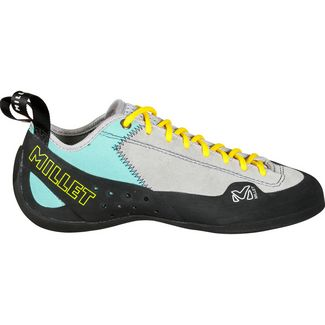 Millet Rock Up Kletterschuhe Damen metal grey-pool blue