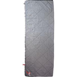 Grüezi Bag Wellhealth Decke grey melange