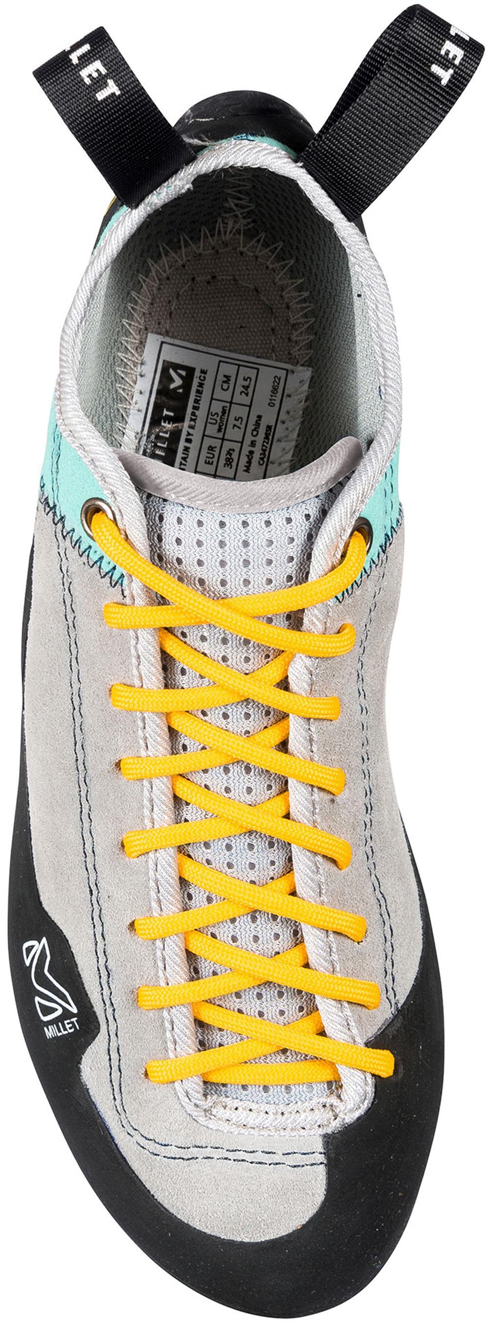 Millet Rock Up Kletterschuhe Damen metal grau-pool Blau Blau Blau im Online Shop von SportScheck kaufen Gute Qualität beliebte Schuhe 72a05e