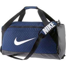 Nike Brasilia Duffel medium Sporttasche binary-blue-black-white