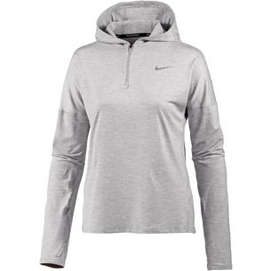 eed07ee99b5c Nike Dry Element Laufhoodie Damen atmosphere grey-heather-reflective silver