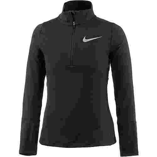 Nike Funktionsshirt Kinder black