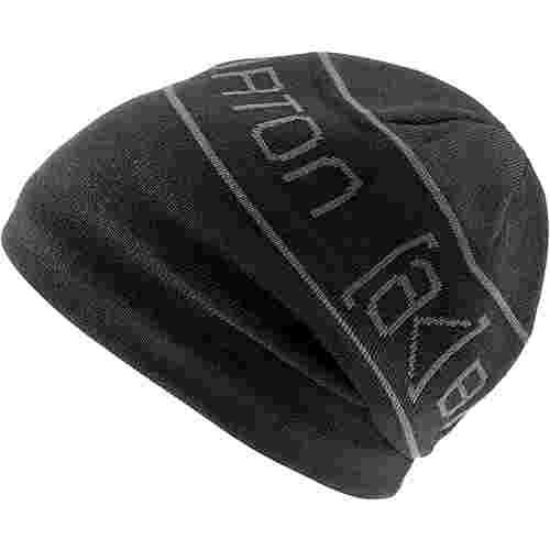 Burton TECH Beanie Herren TRUE BLACK