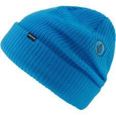 Volcom SWEEP LINED Beanie Herren BLUE
