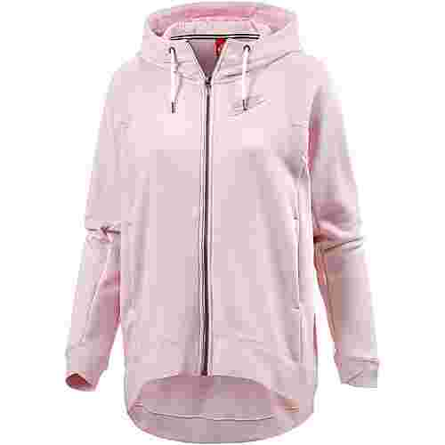 Nike Modern Sweatjacke Damen barely rose