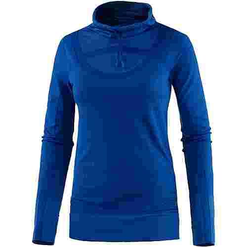 Under Armour Threadborne Seamless Langarmshirt Damen LAPIS BLUE/MEDITERRANEAN/METALLIC SILVER