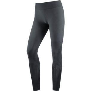 adidas Warp Knit Tights Damen carbon