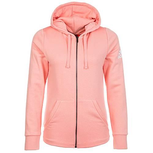 adidas Essentials Sweatjacke Damen trace pink