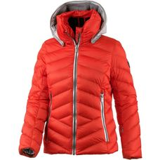 Toni Sailer Iris Solid Skijacke Damen fire orange