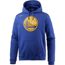 Nike GOLDEN STATE WARRIORS Hoodie Herren RUSH BLUE/RUSH BLUE