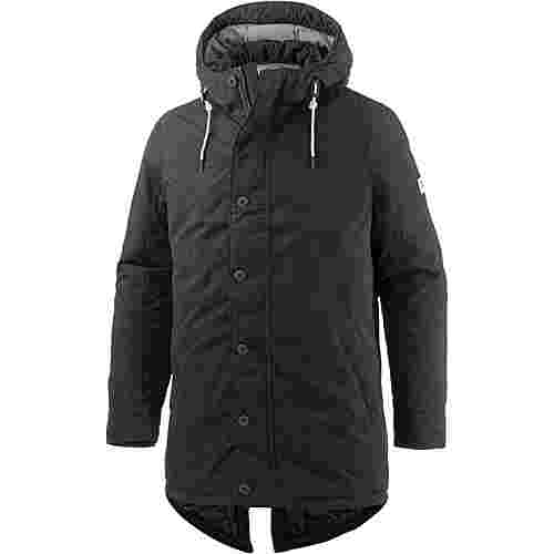 TOM TAILOR Parka Herren black