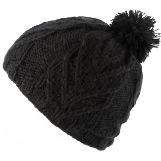 Volcom LEAF Beanie Damen BLACK