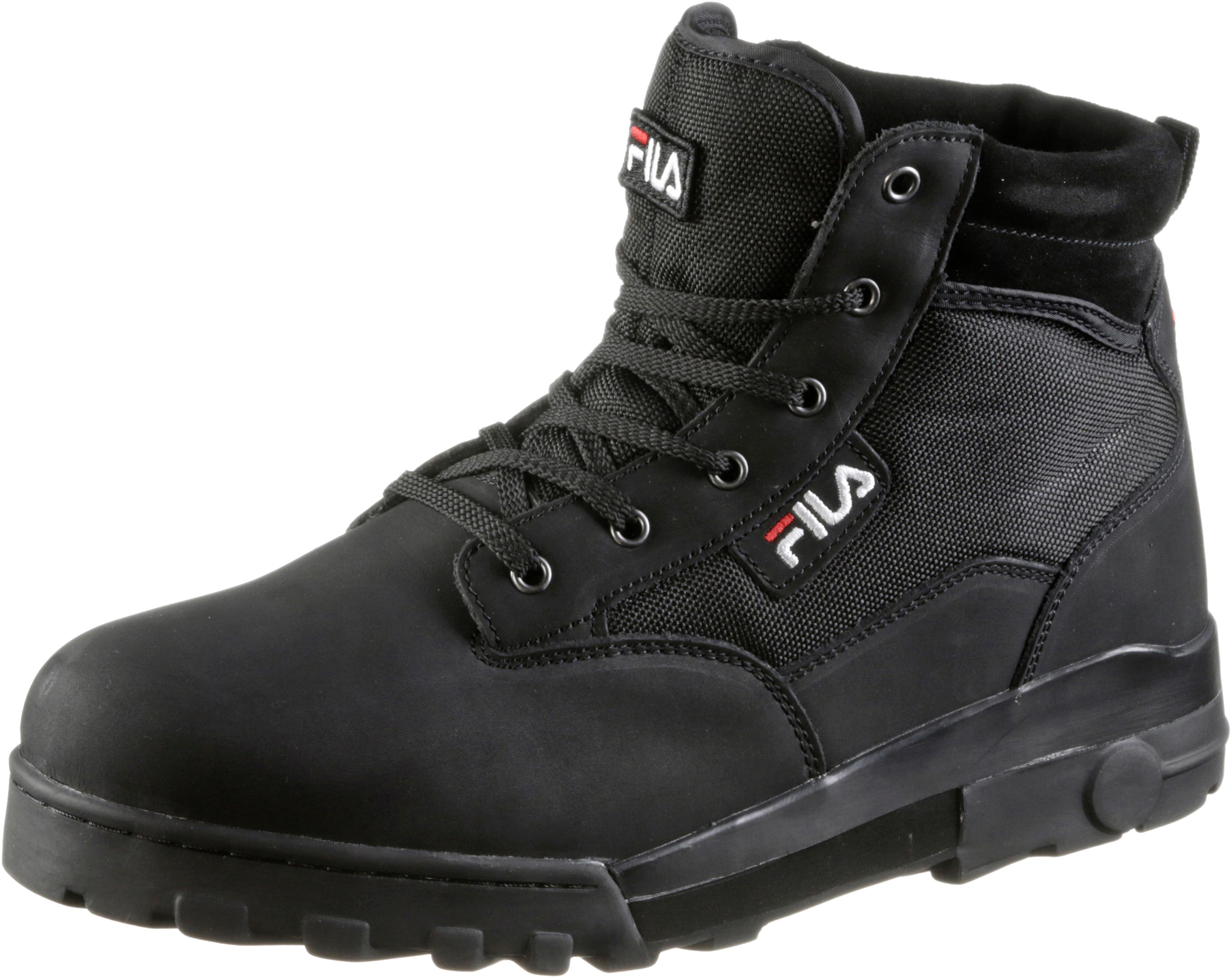 FILA Grunge Mid Boots Herren black im Online Shop von SportScheck kaufen