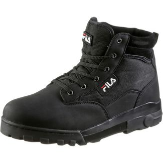FILA Grunge Mid Boots Herren black