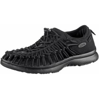 Keen Uneek O2 Outdoorsandalen Damen black-black