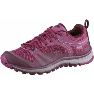 Keen Terradora WP Wanderschuhe Damen boysenberry-grape wine
