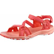 Jack Wolfskin Lakewood Ride Outdoorsandalen Damen hot coral
